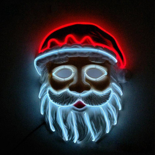 Santa Claus Mask for Christmas-Mask-Default title 0-Khadiza Electricals