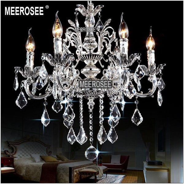 Vintage Crystal Lustre Chandelier Lighting