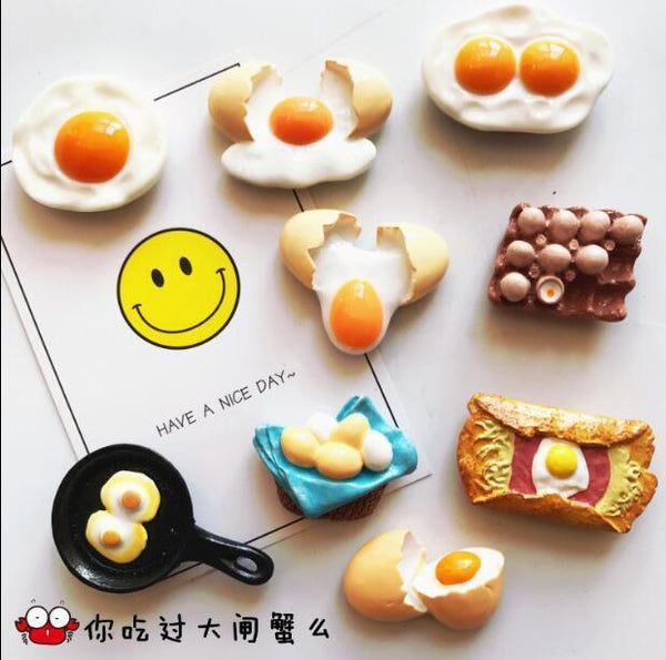 Egg Fridge Magnets-Non Electric Home Decor-[variant_title]-Khadiza Electricals