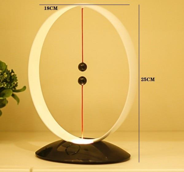 Magnetic Heng Balance LED Night Lamp