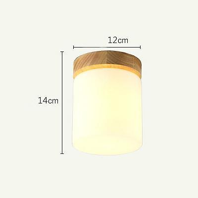Modern Led Ceiling Light-Decorative Chandelier-Cylinder small-Khadiza Electricals