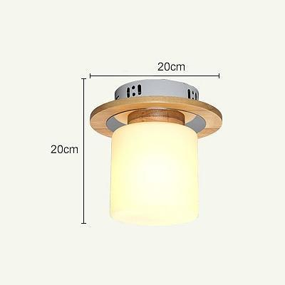 Modern Led Ceiling Light-Decorative Chandelier-Cylinder big-Khadiza Electricals