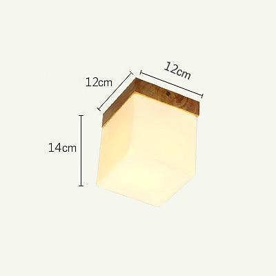 Modern Led Ceiling Light-Decorative Chandelier-Cube small-Khadiza Electricals