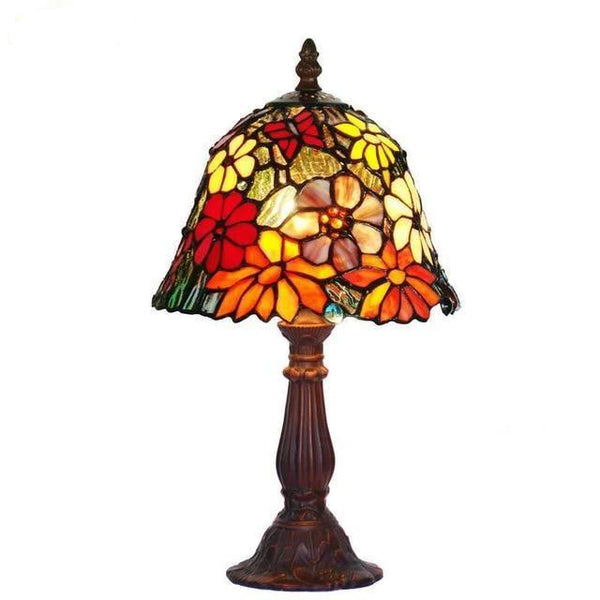 Butterfly Stained Glass Table Lamp desk lamp