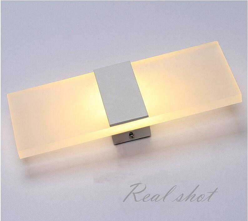 Buy Mini Wall Lamp for Home Decoration Online-Decorative Wall Lamp-White / 14cm / white-Khadiza Electricals