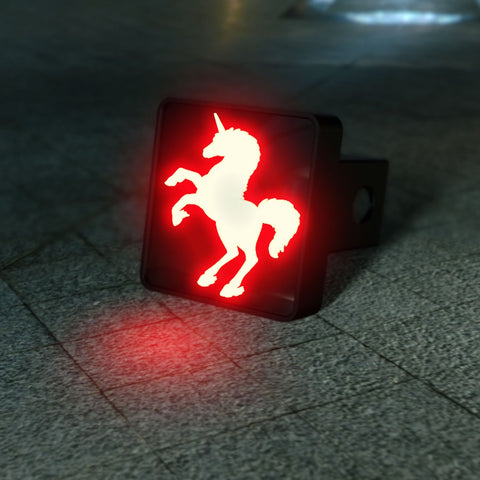 Unicorn Full Body LED Hitch Cover - Brake Light-Flashlight/ Torch-[variant_title]-Khadiza Electricals