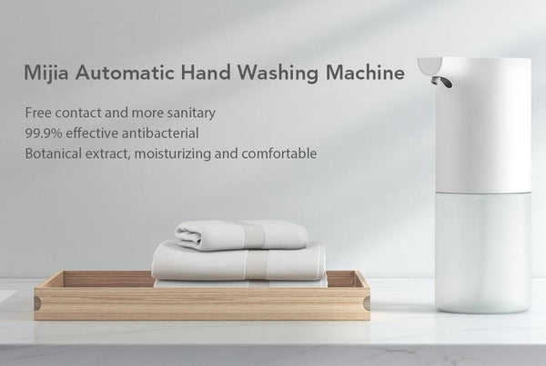 Auto Induction Automatic Foaming Soap Hand Washer With Infrared Sensor-Other Electrical Products-[variant_title]-Khadiza Electricals