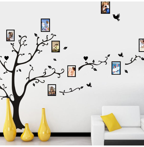 Vinyl tree wall sticker for home decor (DIY)-Non Electric Home Decor-[variant_title]-Khadiza Electricals