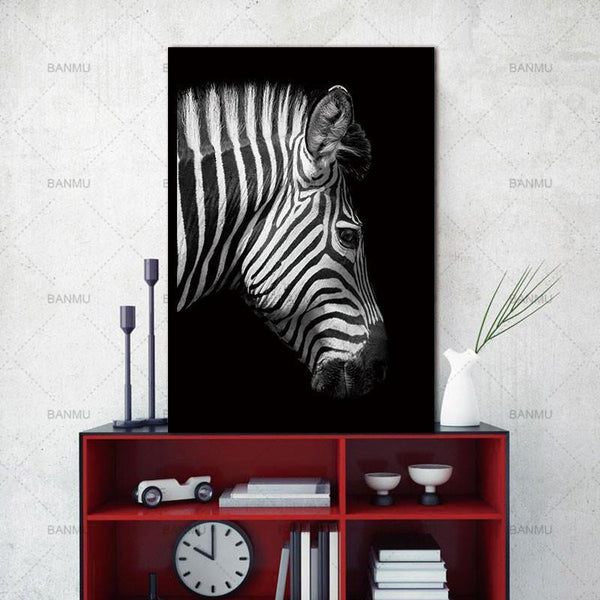 Animal Wall art Picture for Home Decor-Non Electric Home Decor-WP0203-2 / 20cmx30cm-Khadiza Electricals