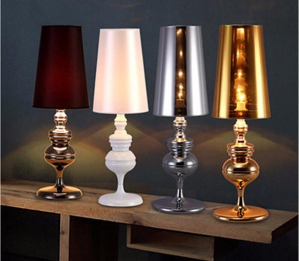 The Spanish Style Table Lamps