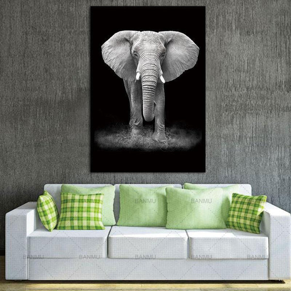 Animal Wall art Picture for Home Decor-Non Electric Home Decor-[variant_title]-Khadiza Electricals