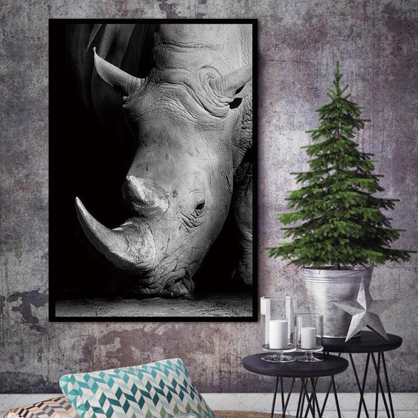 Animal Wall art Picture for Home Decor-Non Electric Home Decor-WP0203-3 / 20cmx30cm-Khadiza Electricals