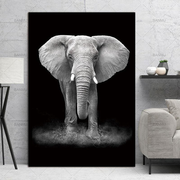 Animal Wall art Picture for Home Decor-Non Electric Home Decor-WP0203-5 / 20cmx30cm-Khadiza Electricals