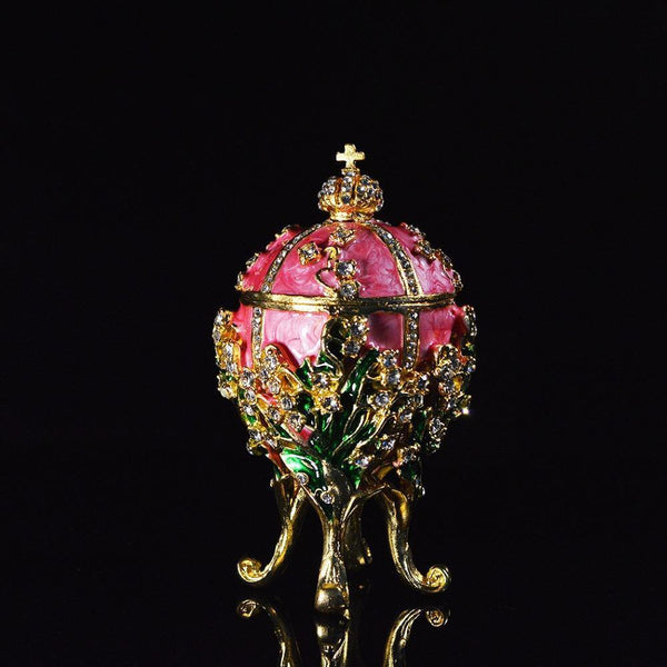 Vintage Faberge egg for home decor-Non Electric Home Decor-[variant_title]-Khadiza Electricals