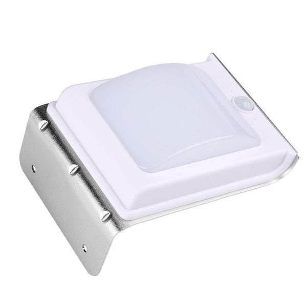 Waterproof Metal body LED Solar Wall Lamp With Motion Sensor China