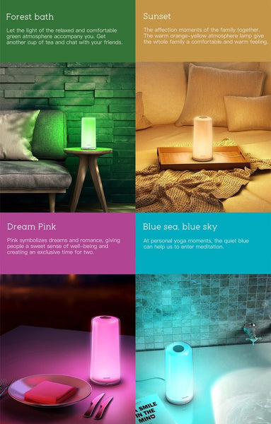 Smart APP Controlled LED Smart Night Lamp-Decorative Night Lamp-[variant_title]-Khadiza Electricals
