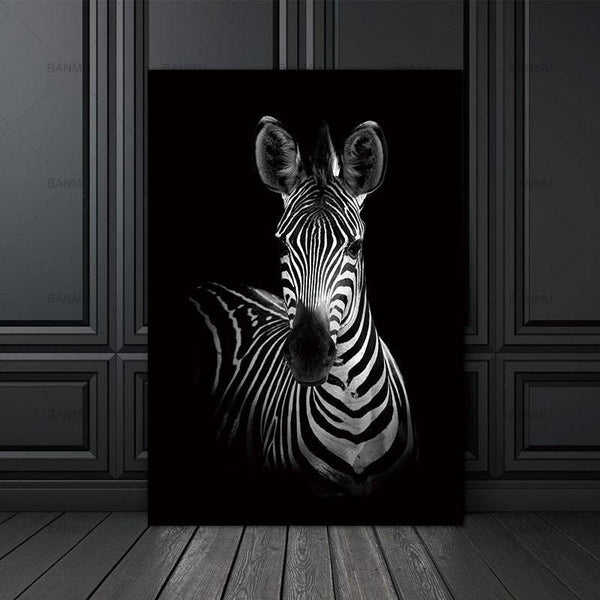 Animal Wall art Picture for Home Decor-Non Electric Home Decor-WP0203-4 / 20cmx30cm-Khadiza Electricals