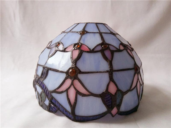 Baroque Themed Stained Glass Wall Lamp-Decorative Wall Lamp-[variant_title]-Khadiza Electricals