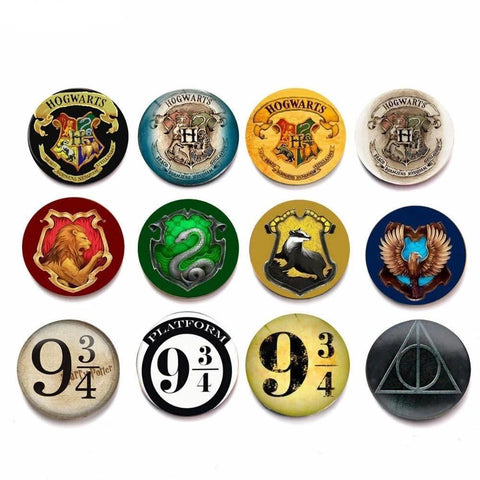 Harry Potter Series Fridge Magnets-Non Electric Home Decor-[variant_title]-Khadiza Electricals