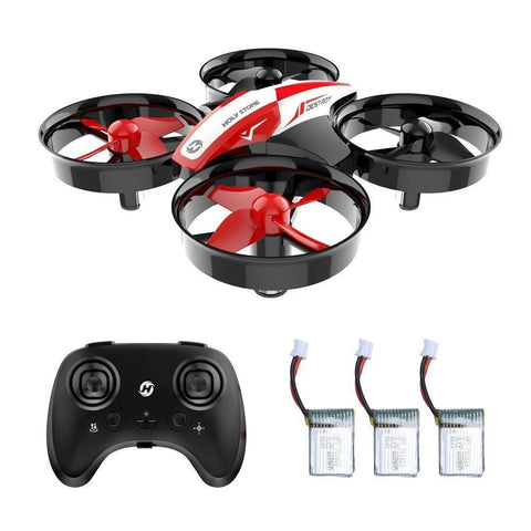 Holy Stone Mini Remote Controlled Quad-copters Drone  (One Key Return, Auto Hovering etc)-Toy-[variant_title]-Khadiza Electricals