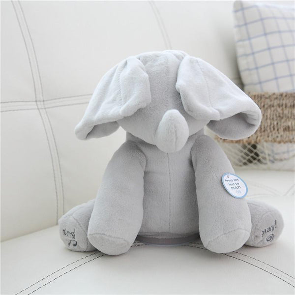 Peekaboo Singing Elephant-Toy-[variant_title]-Khadiza Electricals