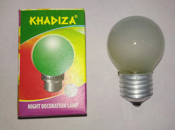 Khadiza Incandescent Round Frosted 40w Bulb (Box of 20 pcs)-[product_type]-E27 / India-Khadiza Electricals