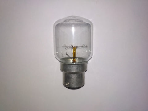 Khadiza Incandescent Fat Pigmy Clear Bulb (Box of 20 pcs)-[product_type]-B22 / India-Khadiza Electricals