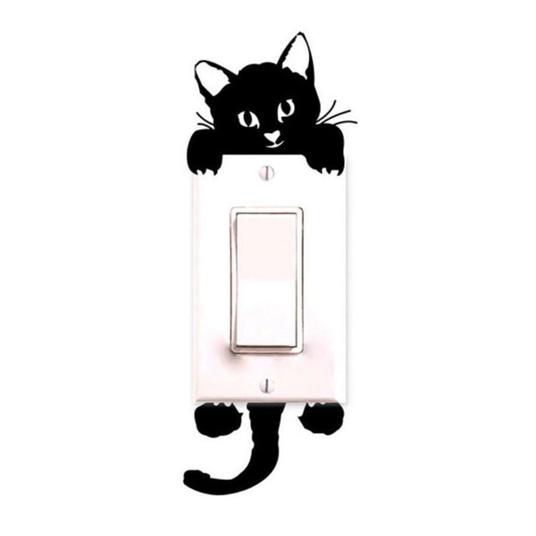 Cat Wall Striker to Decorate Switches-Non Electric Home Decor-[variant_title]-Khadiza Electricals