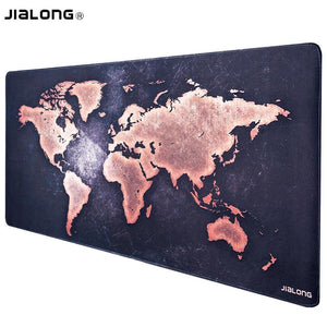 Tough Mouse Pad (Choose from multiple options including World Map)-Funny But Useful-[variant_title]-Khadiza Electricals