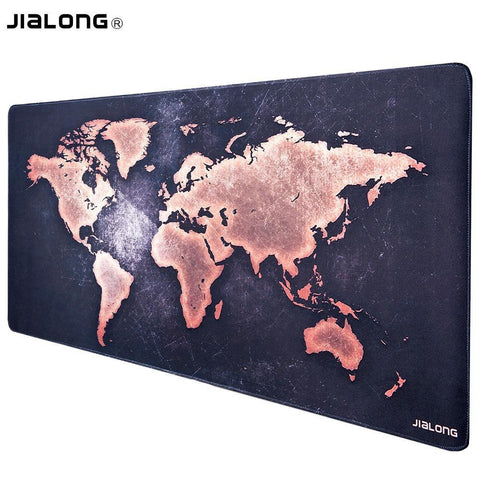 Tough Mouse Pad (Choose from multiple options including World Map)