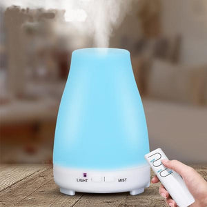 Ultrasonic  Aroma Essential Oil Mist Maker (200ml)