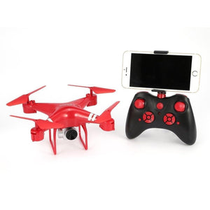 KY101 Remote Controlled Drone (HD 720P/1080P Wide Angle Camera, One Key Return)-Toy-[variant_title]-Khadiza Electricals