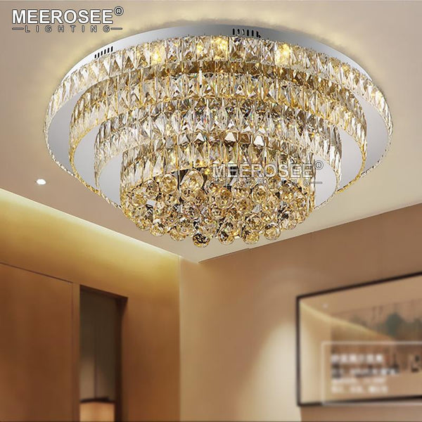 Luxurious Crystal Chandelier