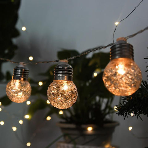 Led bulb String Light Warm White