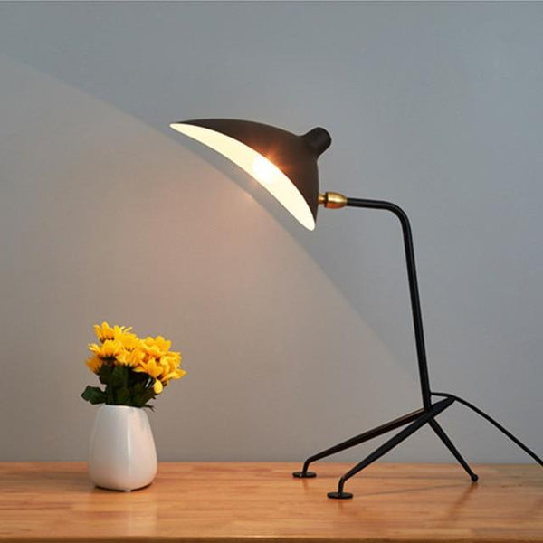 Loft Metal Stand Floor Lamp