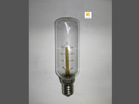 Khadiza Incandescent Chimney Clear 25w Bulb (Box of 20 pcs) E14 / India