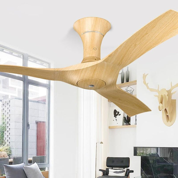 Minimalist Retro Decoration Ceiling Fan With Light-Decorative Fan-[variant_title]-Khadiza Electricals