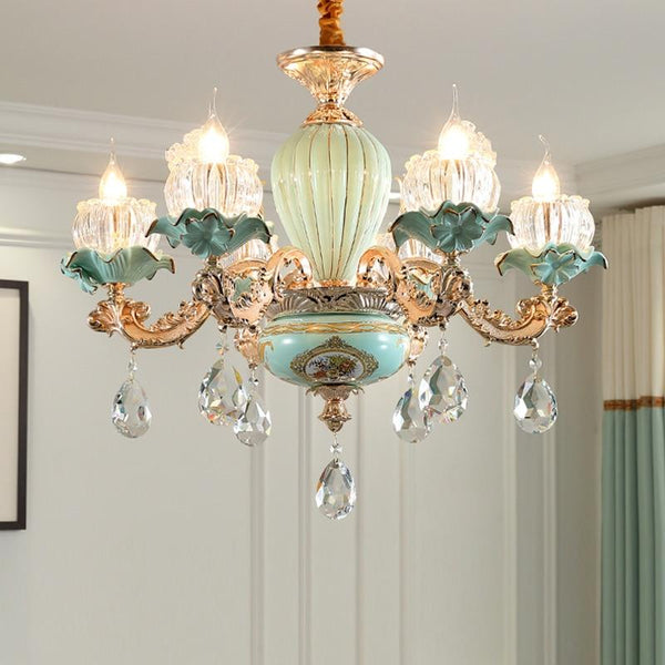 Vintage Lustre Chandelier Lighting