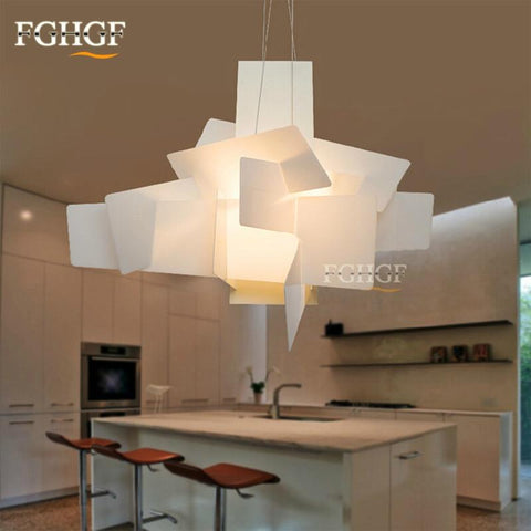 Modern Irregular Foscarini Big Bang Chandelier