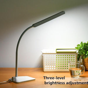 Dim-able Eye-protective Goose neck  Table Lamp with Touch Control(5W)-Decorative Table Lamp-[variant_title]-Khadiza Electricals