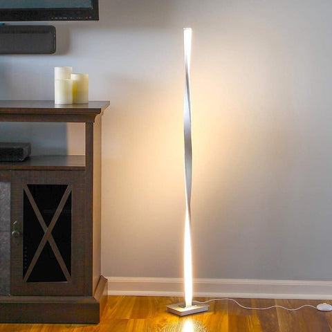 Dimmable LED Floor Lamp for Decoration With Remote Control