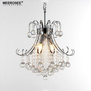 Modern Luxurious Crystal Chandelier