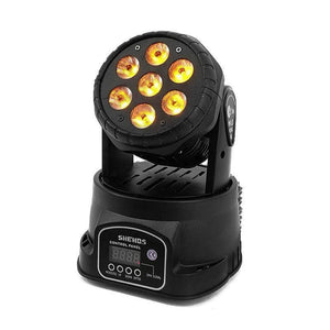 Moving Head LED Stage Light-DJ Lights & Sound-[variant_title]-Khadiza Electricals