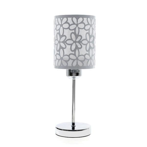 Modern Design Table Lamp-Decorative Table Lamp-White-Khadiza Electricals