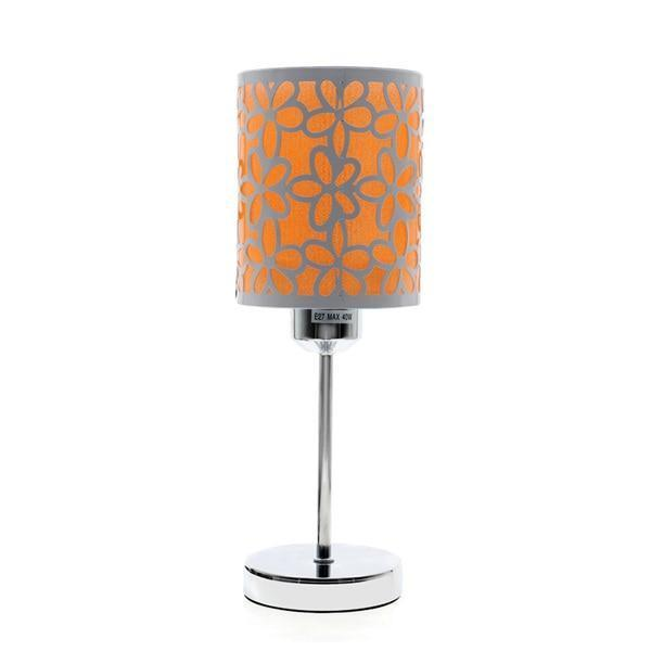 Modern Design Table Lamp-Decorative Table Lamp-Orange-Khadiza Electricals