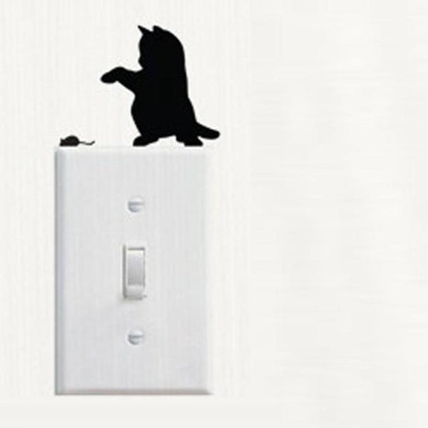 Wall/Switch Stickers for Decoration-Non Electric Home Decor-B-Khadiza Electricals
