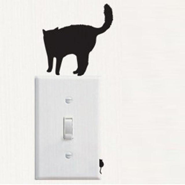 Wall/Switch Stickers for Decoration-Non Electric Home Decor-H-Khadiza Electricals