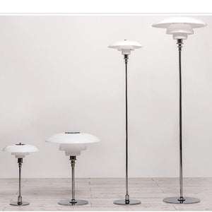 Nordic Metal Glass Table Lamp