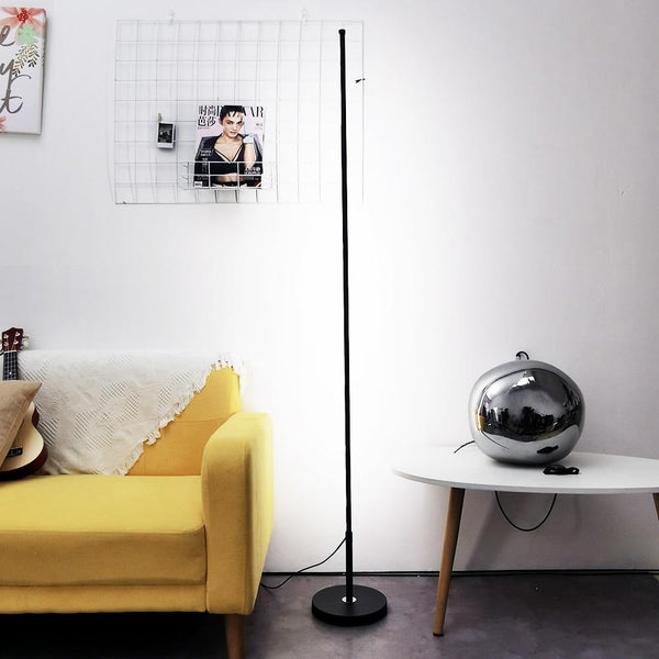 Minimalist Metal Floor Lamp
