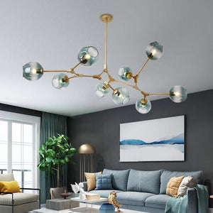 Nordic Glass Pendant Light